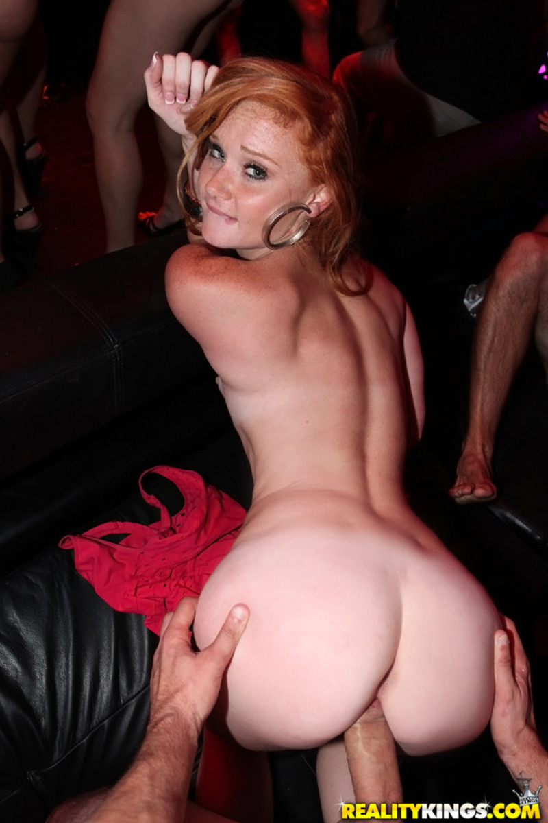 Big Dick Small Red Head