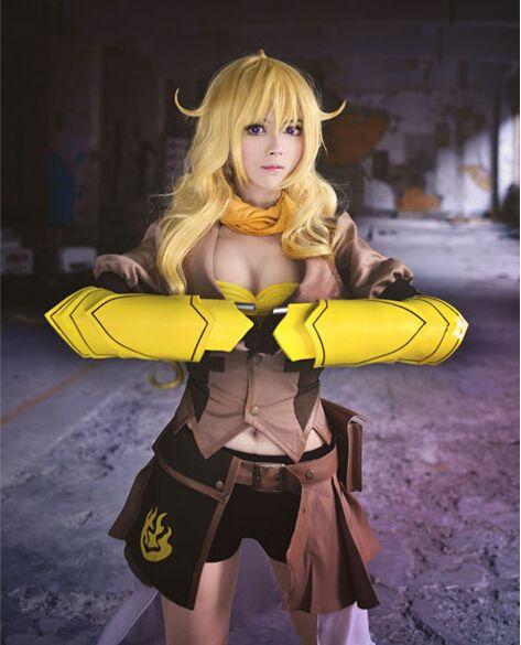 Rwby cosplay porn