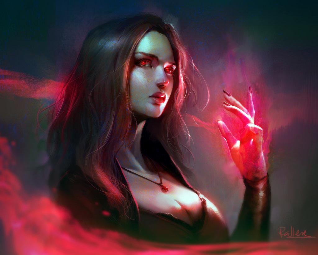 Alexa Witches Porn avengers scarlet witch a parody vrcosplayx porn - megapornx