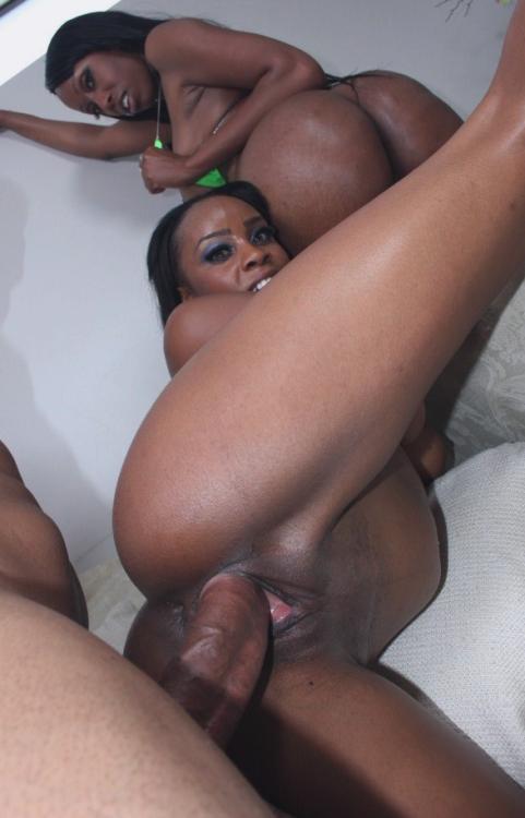 Black Women Love Anal Sex