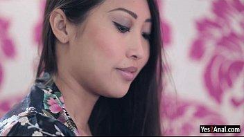 sexy asian beauty sharon lee anal banged hard