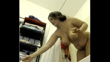Granny Showering Cam Spy - sexy gisele taking a shower 2 - MegaPornX