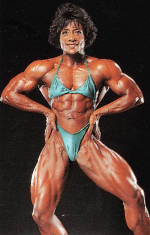 Galleries porn female muscle can not