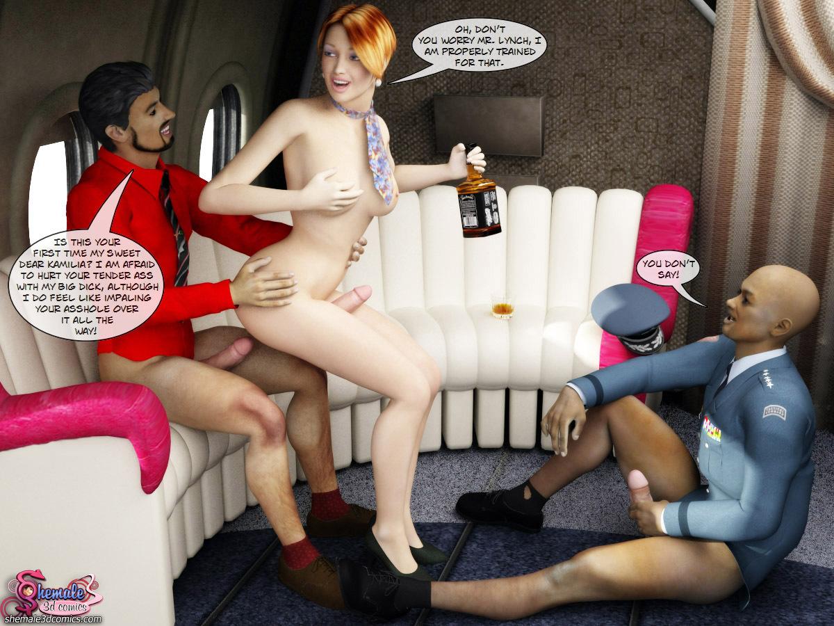 Shemale Big Cock Sex Toons - shemale comics toon fanclub - MegaPornX
