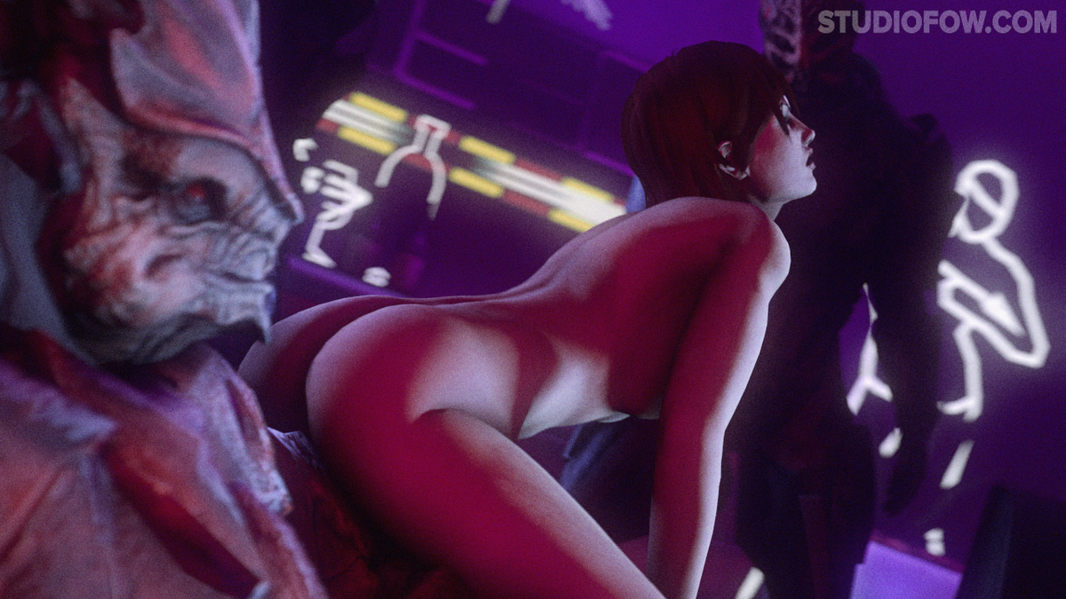 3D Porn Studiofow Men succubus halloween special studio fow 1 - megapornx