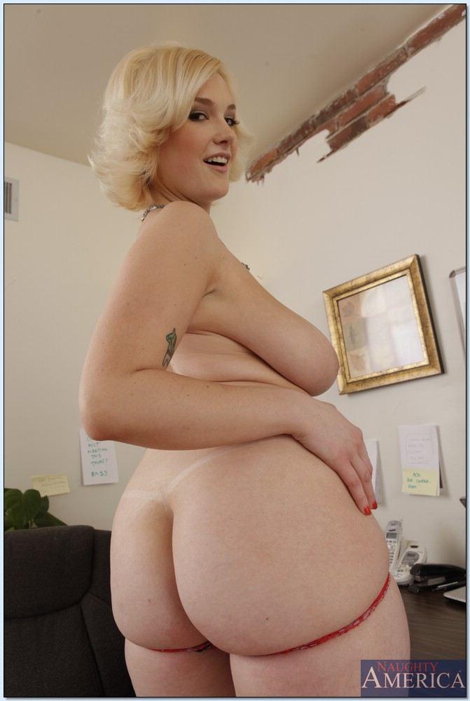 Siri Blonde Bbw