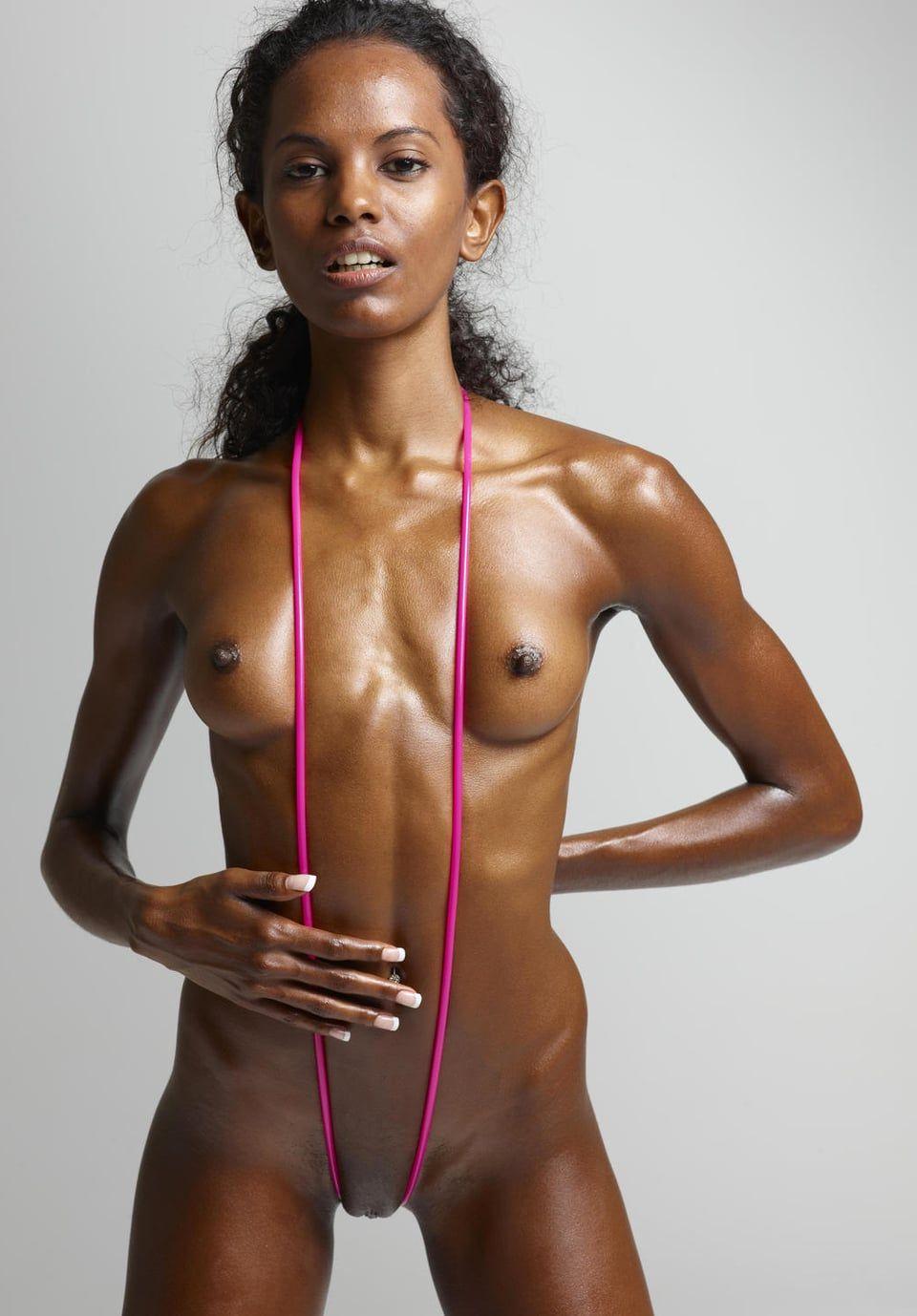 Amateur Ebony Pussy Play