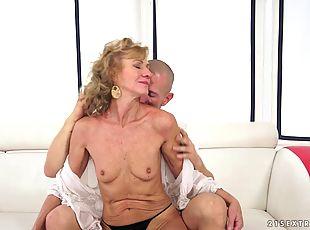 Granny porn skinny Skinny