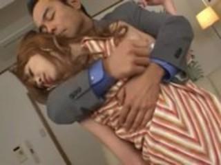 sleeping japanese beauty anal fucked porn tube video 1