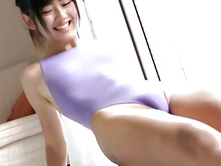 softcore asian leotard swimsuit shower tease porn tube video 1