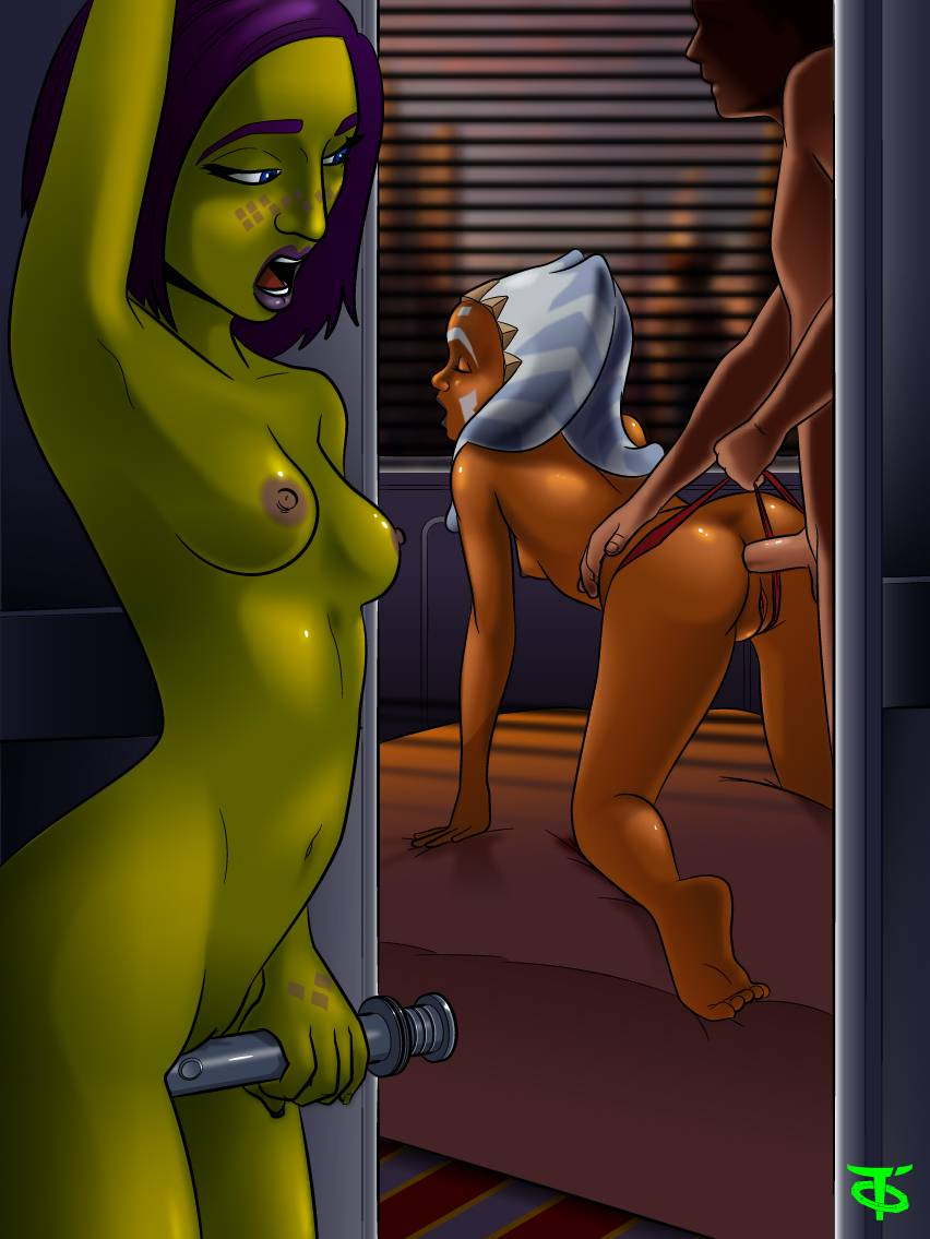 Barris Offer Porno ahsoka tano sex comic - megapornx