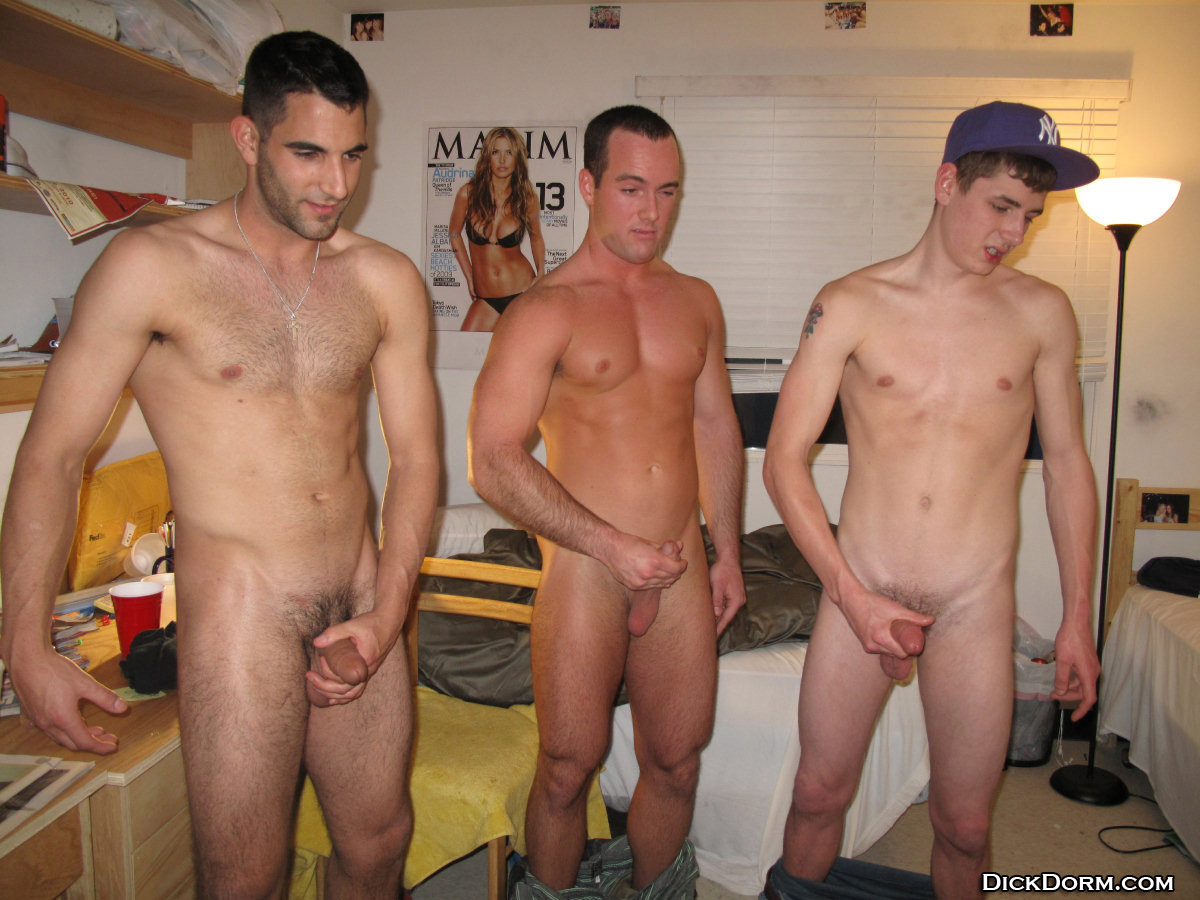 straight nude college guys college