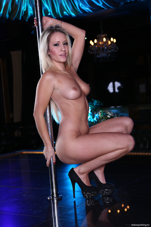 Girls stripping naked dance