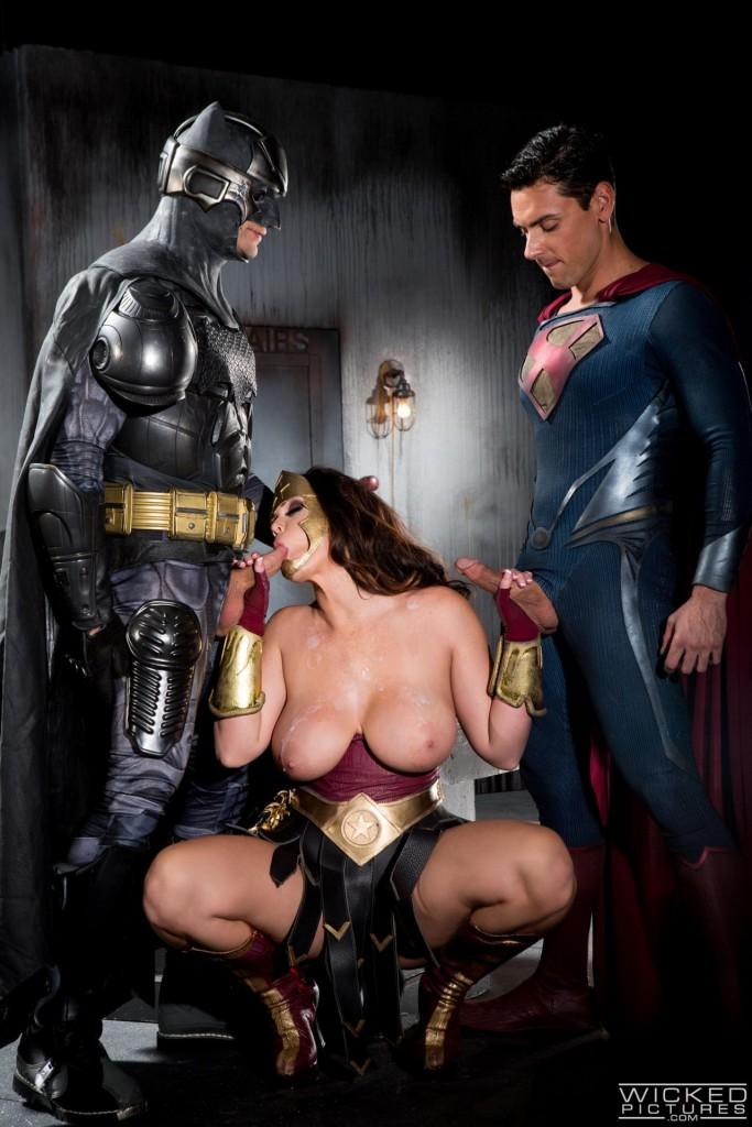 Pelicula porno wonder woman Una Porno Superman Spiderman Xxx Megapornx