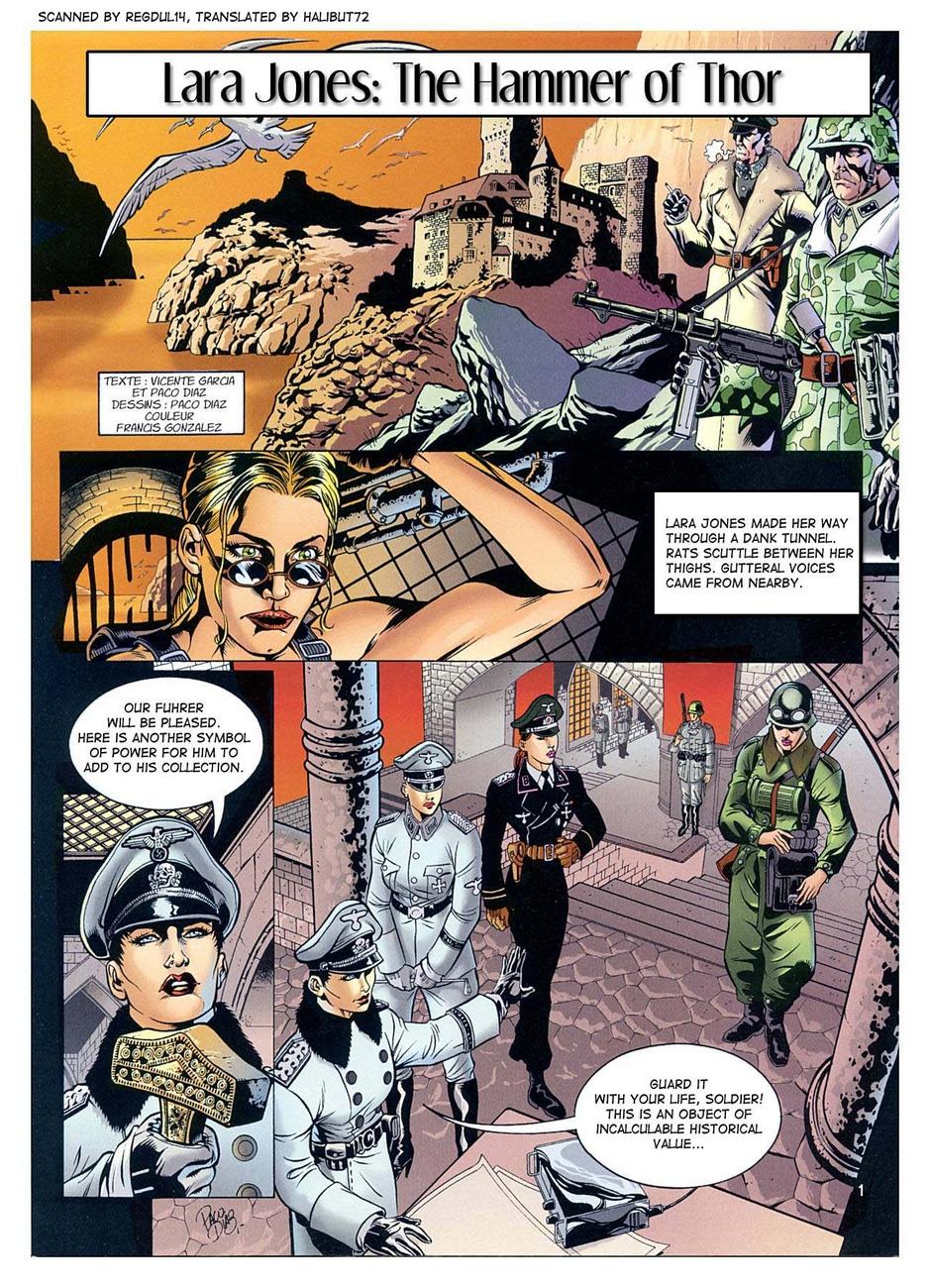 Little Thor Porn - toon adventures porn comics xxx 2 - MegaPornX