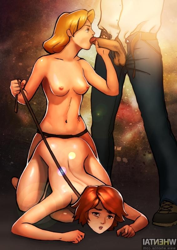 Blonde Milf Threesome Ffm