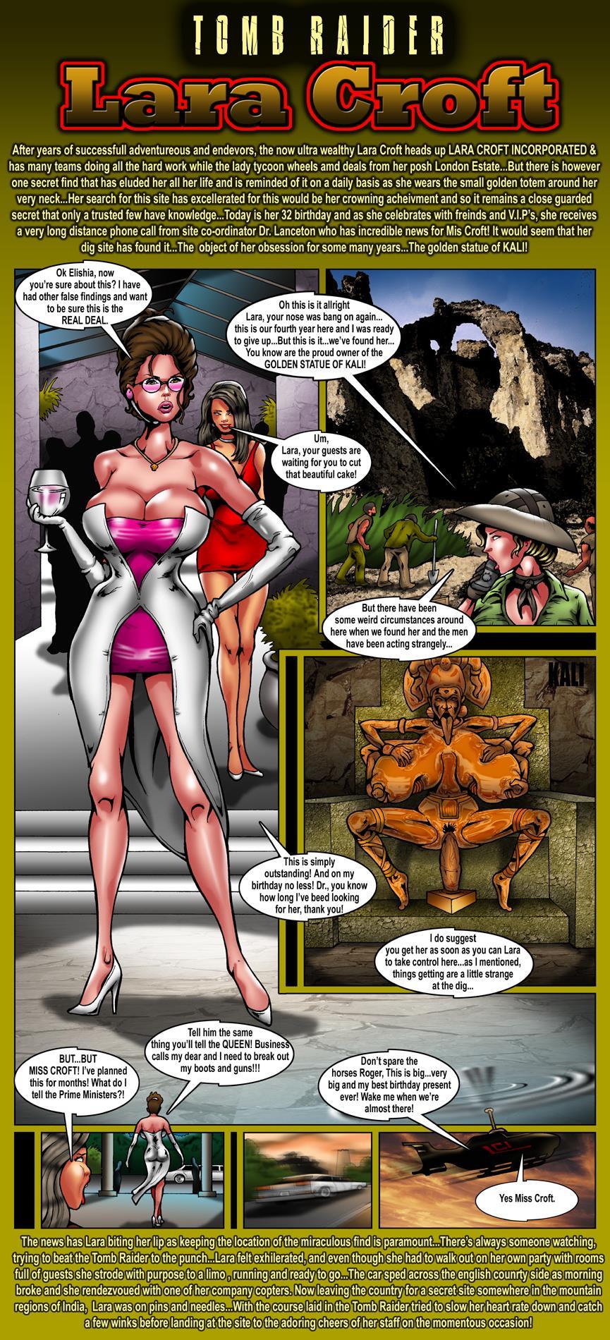 Almost Real Animated Porn lara croft nude animation - megapornx