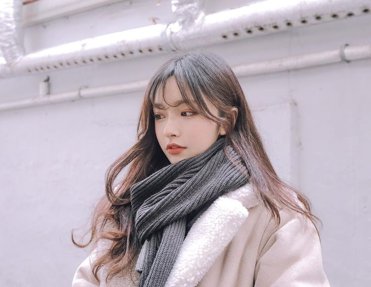 ulzzang girl pretty girls longer hair style beauty korean model korean fashion singers profile