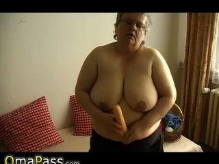 Old big boobs