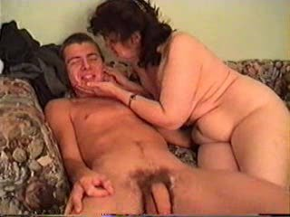 Russian mature and boy tube