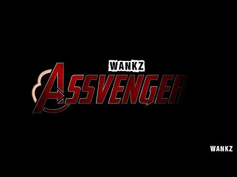 wankz assvengers porn parody with marsha may 3