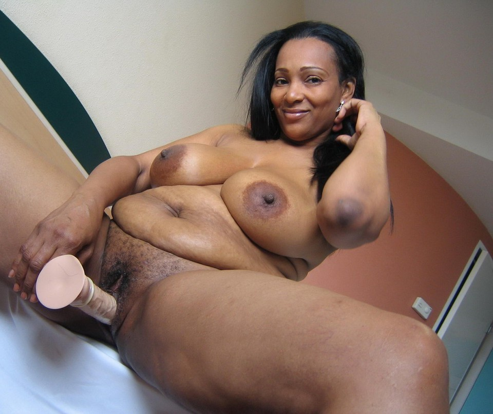 Will not anal hairy mature ebony something is