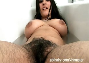 Indian Hairy Mom