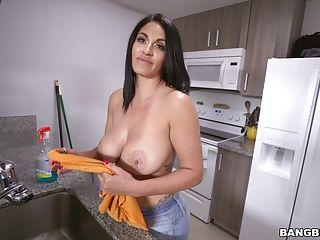 Dirty Latina Porn - dirty latina maid xxx 3 - MegaPornX