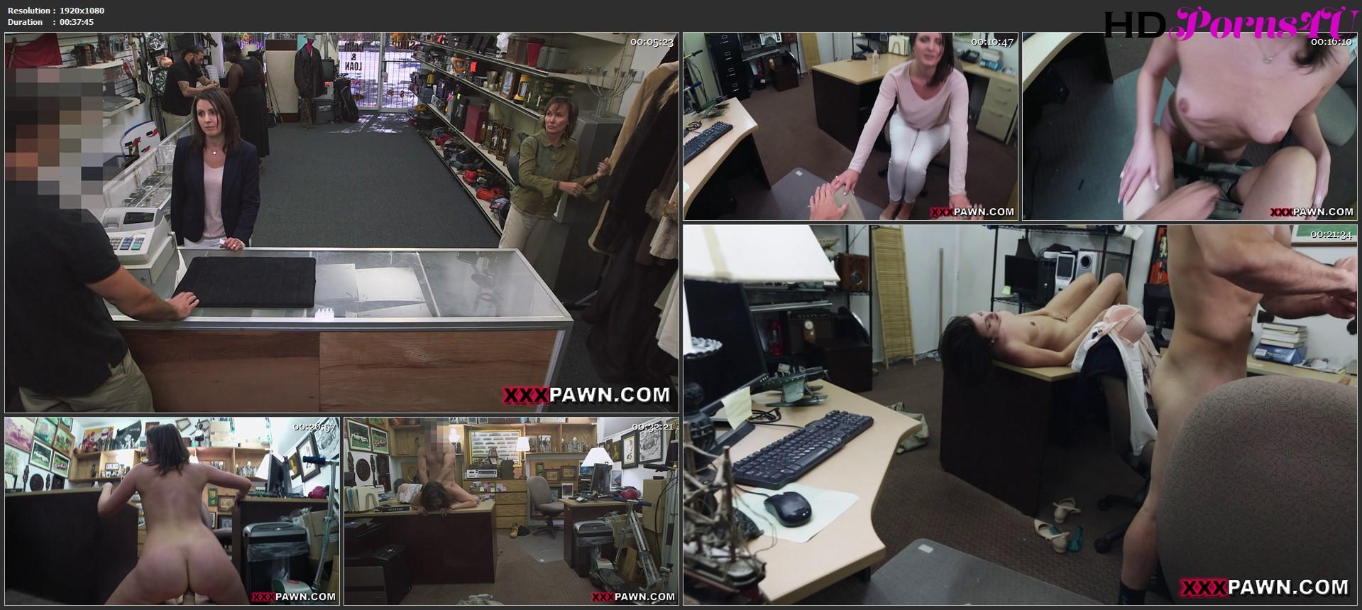 Xrated pawn shop bbw anal