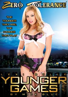 younger games with a hot blonde lexi belle 1